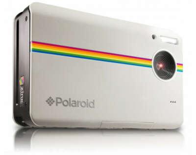 Моментальная фотокамера Polaroid Z2300 белая