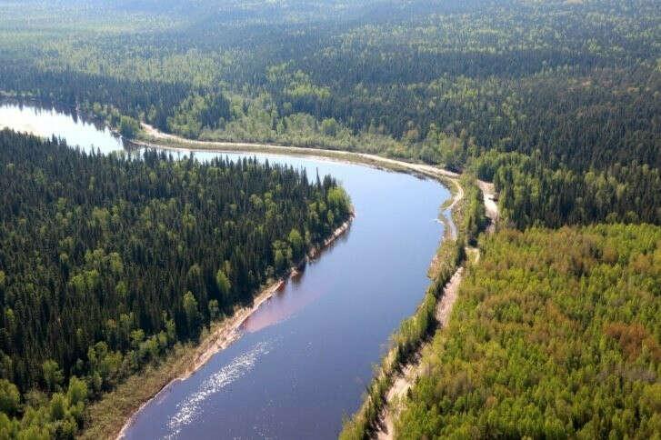 Увидеть все самые крупные реки России