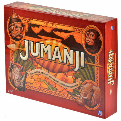 Джуманджи   Купить настольную игру в магазинах Мосигра