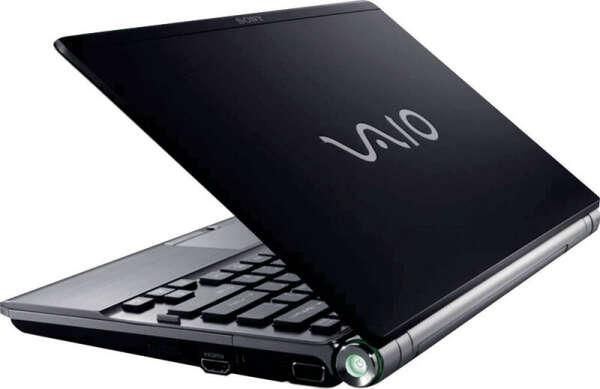 Тонкий и ультралегкий ноутбук Sony VAIO Z