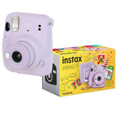 Instax Mini 11 Party Set Purple
