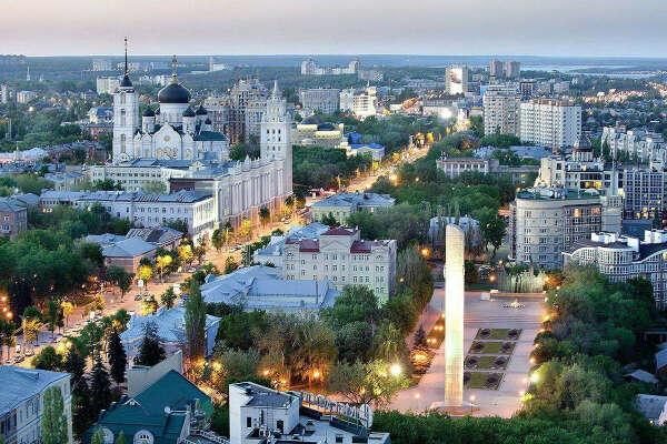 Побывать в Воронеже