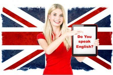 Пойти на курсы английского