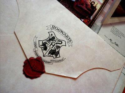 Получить письмо из Хогвартса