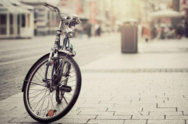 Научиться кататься на велосипеде