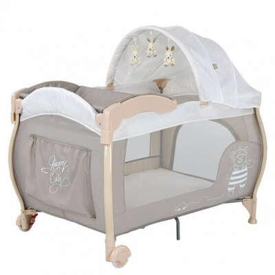 Happy Baby манеж-кровать Lagoon